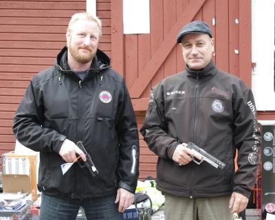 Ted och Ulf