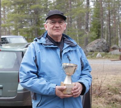 Gränsmästare Christer Willman